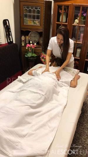 Nutcha thai massasje