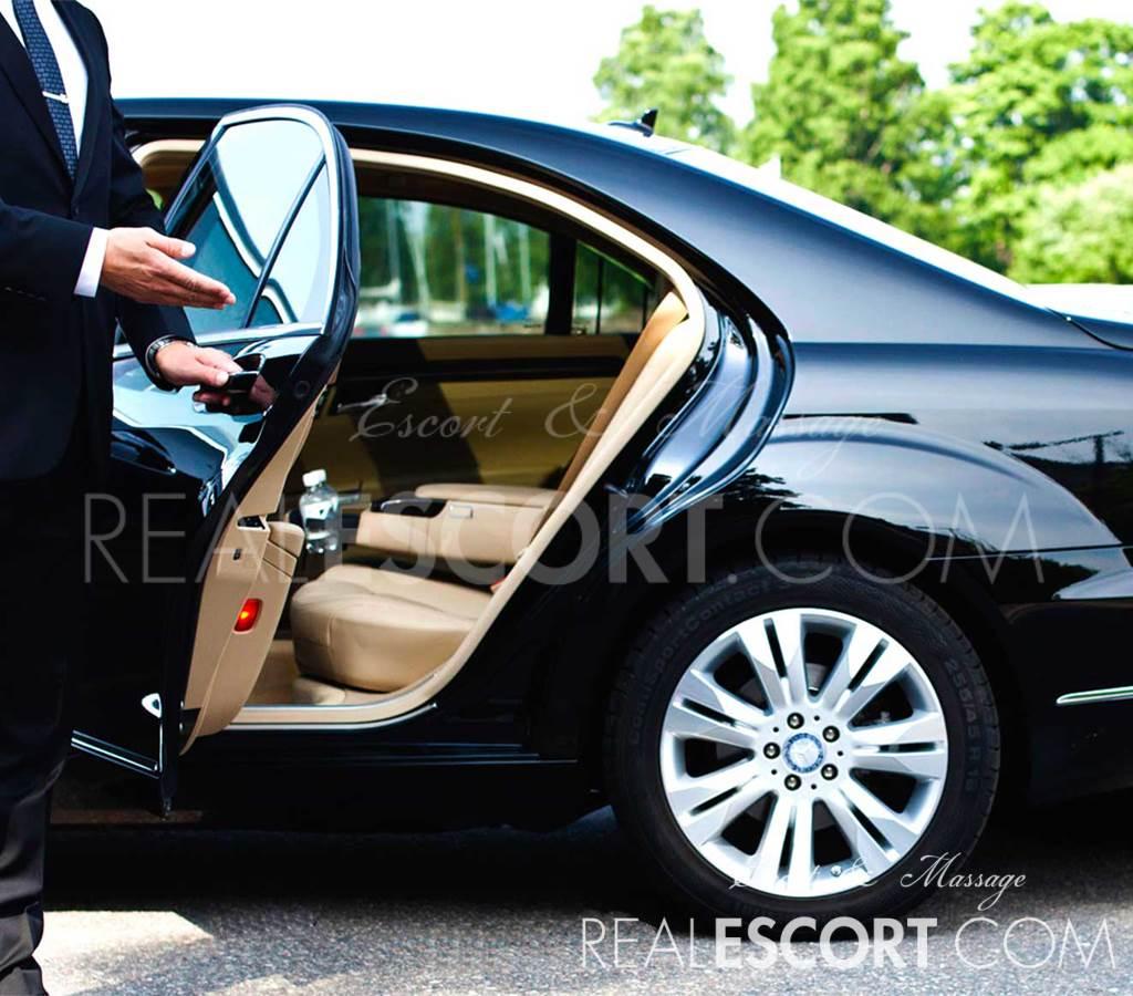 Usługa odbioru (Kierowca)